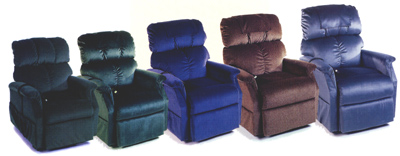 Golden Technologies Comforter Lift Chair Recliner