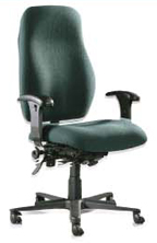 tempur-pedic® memory foam ergonomic home office task chair