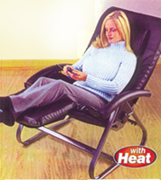 stress free zero anti gravity home massage chair recliner with heat ag2001 stressfree antigravity chair for total relaxation this antigravity chair