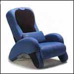 ijoy 100 Massage Chair Blue Denim